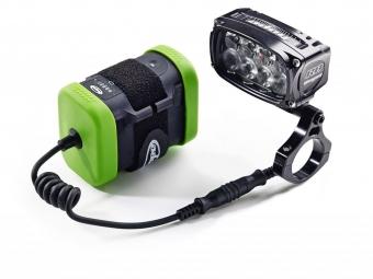 hope lampe vision r8 batterie 7800mah