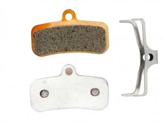 brake authority paire de plaquettes pour shimano saint m810 m820 zee m640 ceramic