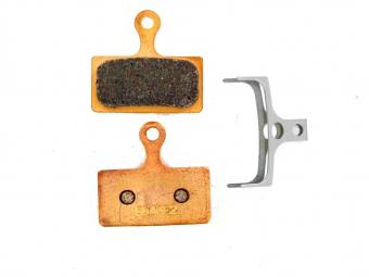 brake authority paire de plaquettes pour shimano deore slx xt xtr burly