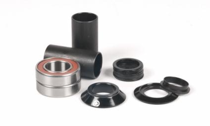 saltplus boitier de pedalier echo spanish bb 22mm noir