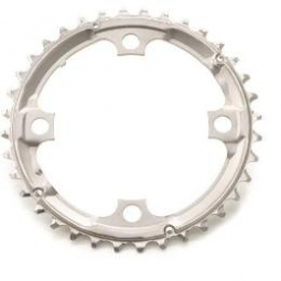 shimano plateau deore lx 36 dents entraxe 104 4 branches fc m581