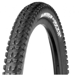 pneu enduro michelin wild rock r2 advanced reinforced 26x2 35 tubeless ready tringle