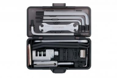 topeak kit de survie 17 outils gear box