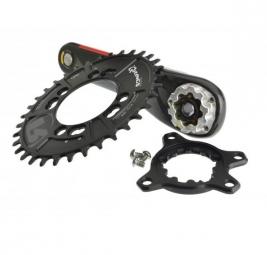 rotor etoile qx1 pour pedalier sram bb30