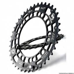 rotor plateau vtt exterieur q ring xc2 110mm bcd noir