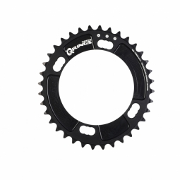 rotor plateau q rings interieur aero bcd 110mm 4 branches shimano