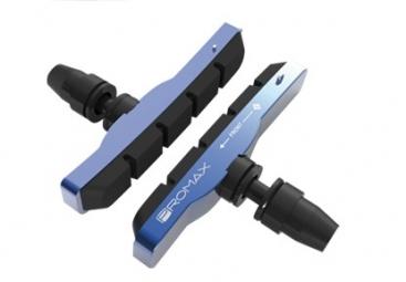 promax patins de frein b1 70mm bleu