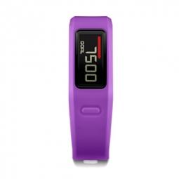 garmin bracelet d activite vivofit capteur cardiaque violet