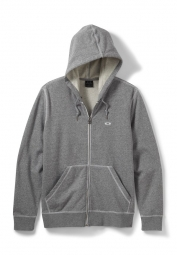 oakley sweat zippe pennycross gris