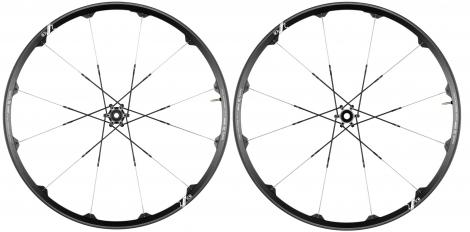 crankbrothers paire de roues cobalt 2 29 av 9 15mm ar 9x135 12x142mm noir