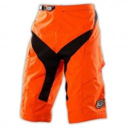 troy lee designs short moto orange
