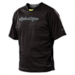 troy lee design maillot skyline noir