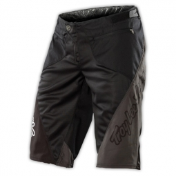 troy lee designs short sprint noir