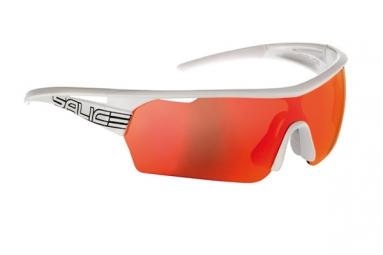 salice paire de lunettes 006 blanc rouge