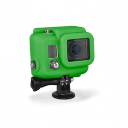 xsories protection silicone pour hero 3 vert