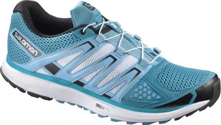 salomon chaussures x scream w bleu femme