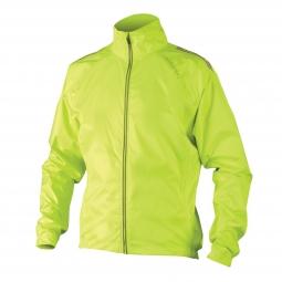 endura veste coupe vent photon haute visibilite jaune