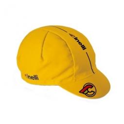 cinelli casquette supercorsa jaune