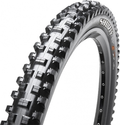 maxxis pneu shorty 27 5 x 2 40 dual ply tubetype super tacky 42a rigide