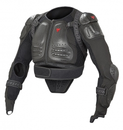 dainese veste de protection integrale manis performance noir