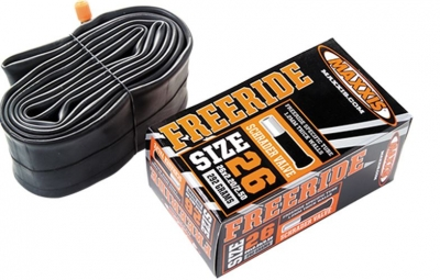 maxxis chambre a air freeride 27 5 x 2 20 2 50 valve presta 48mm