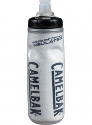 camelbak bidon isotherme podium chill 0 6 litre noir