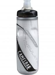 camelbak bidon isotherme podium chill 0 6 litre noir gris