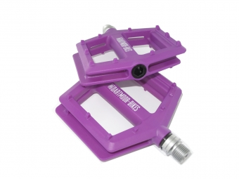 dartmoor paire de pedales candy pro violet