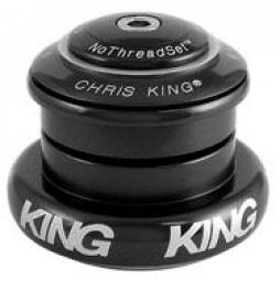 chris king jeu de direction inset 7 semi integre externe conique 1 1 8 1 5 noir