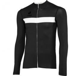 le coq sportif maillot manches longues new erco noir