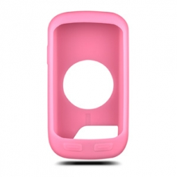 garmin housse de protection silicone edge 1000 rose