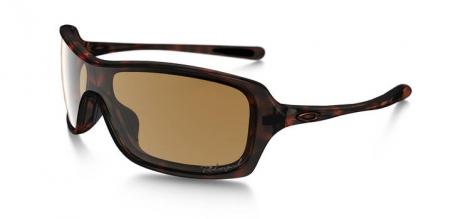 oakley paire de lunettes femmes break up tortoise bronze polarises ref oo9202 06