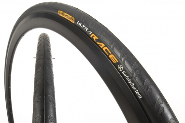 continental pneu ultra race 700x23mm rigide noir