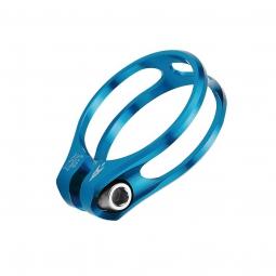 aerozine serrage de selle a vis xcs1 0 bleu