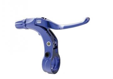 promax levier de frein v point mini bleu