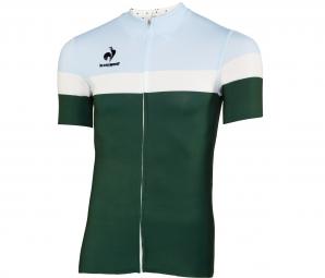 le coq sportif maillot manches courtes new arac pineneedle