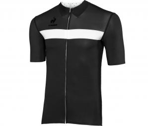 le coq sportif maillot manches courtes new arac black