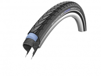 schwalbe pneu marathon plus hs 440 twin skin reflective 700 mm rigide