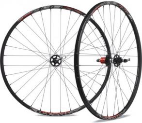 miche paire de roues mtb 988 27 5 tubeless ready noir