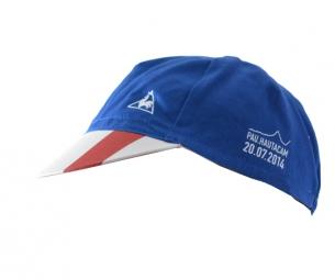 le coq sportif casquette etape du tour sodalite bleu