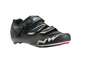 chaussures route northwave torpedo srs noir
