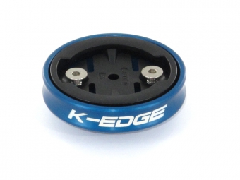 k edge support gravity pour garmin edge bleu