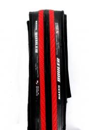 maxxis pneu rouler 120tpi 700x23 rouge