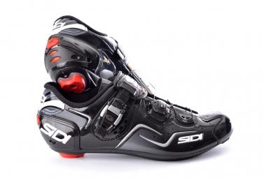 chaussures route sidi kaos noir
