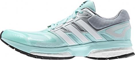 adidas paire de chaussures response 23 boost femme gris