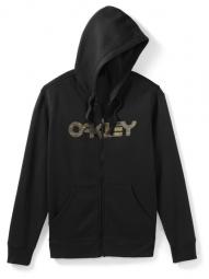 oakley sweat zippe factory pilot noir