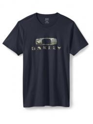 oakley t shirt camo nest noir