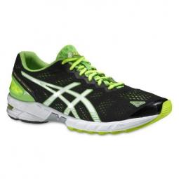asics chaussures gel ds trainer 19 noir vert homme