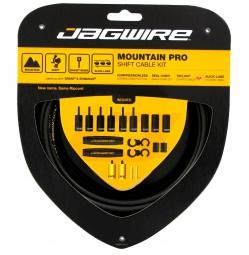 jagwire kit derailleurs mountain pro carbone noir