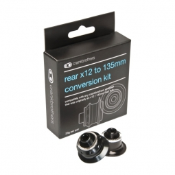 crankbrothers kit de conversion arriere pour passage de 12x142mm en 9x135 mm